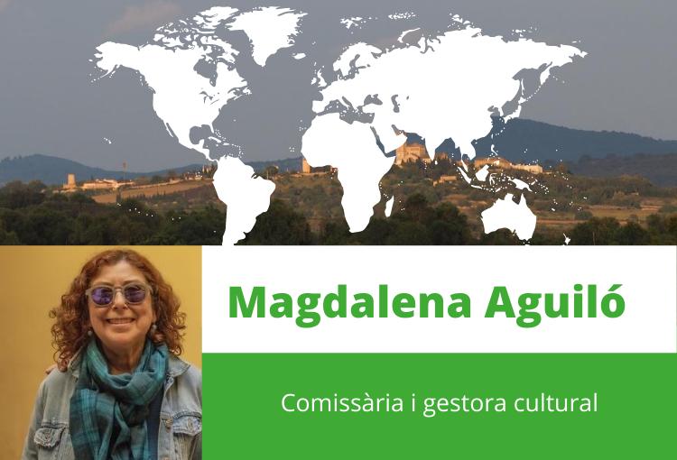 Estrangers al Pla de Mallorca:    La connexió amb la vida cultural del poble