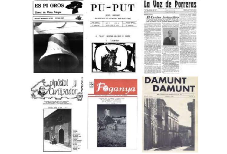 La premsa forana al Pla de Mallorca: del segle XIX a l'actualitat