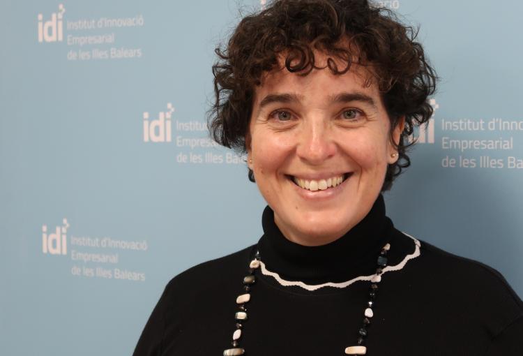 Entrevista a Mariona Luís, gerent de l'Institut Balear d'Innovació Empresarial