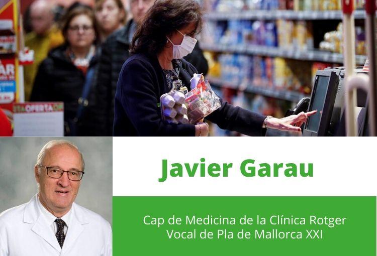 Entrevista a Javier Garau, Cap de Medicina de la Clínica Rotger