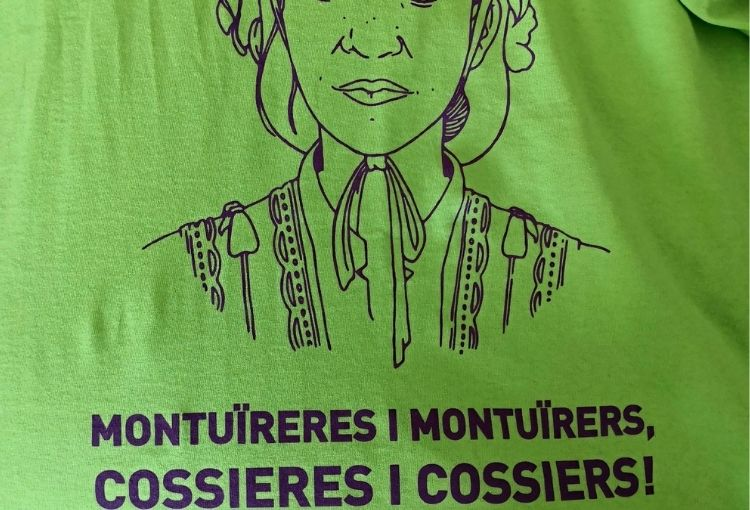 Dones cossieres: reivindicació de justícia